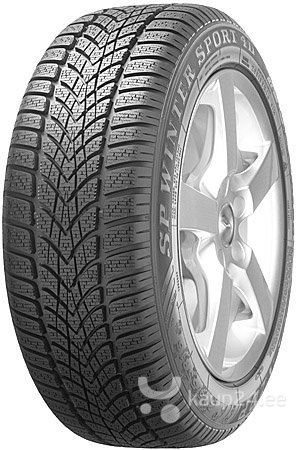 Dunlop SP Winter Sport 4D 255/55R18 109 H XL MFS цена и информация | Rehvid | kaup24.ee