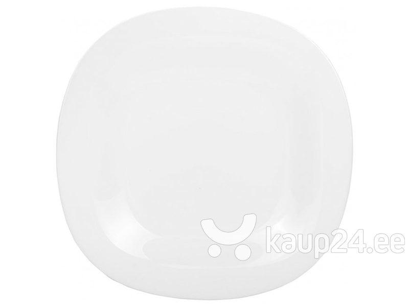 Õhtusöögiserviis Luminarc Carine Grey White, 18-osaline