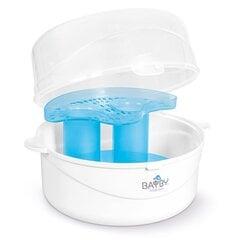Lutipudeli sterilisaator Bayby BBS 3000 hind ja info | Lutipudelite soojendajad ja sterilisaatorid | kaup24.ee