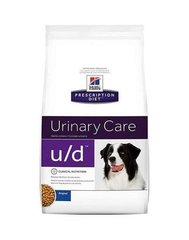 Kuivtoit koertele Hill's Prescription Diet u/d Canine, 12 kg