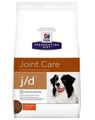 Hill's сухой корм Prescription Diet Canine j/d, 5 кг
