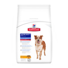 Kuivtoit koertele Hill's Science Plan Canine Mature Adult 7+ Active Longevity Medium, 12 kg