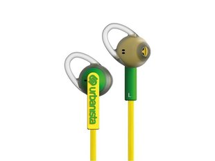 Urbanista Rio Universal Headsets For Sport with Microphone / IPX5 Yellow Green
