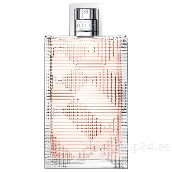 Tualettvesi Burberry Brit Rhythm EDT naistele 90 ml