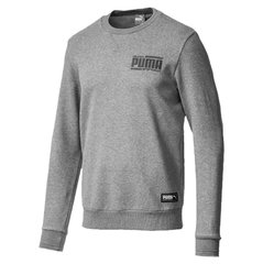 Meeste pusa Puma Athletics Crew FL, hall