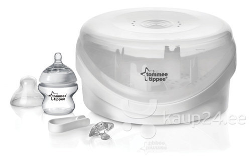 Стерилизатор Tomme tippee Close to Nature цена и информация | Toitmiseks | kaup24.ee