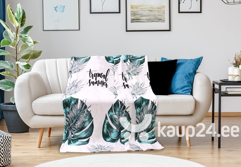 Decoking Jungle Collection pledas Summer, 170x210 cm Internetist