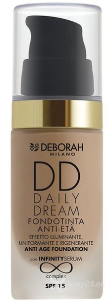Jumestuskreem Deborah Milano DD Daily Dream 30 ml