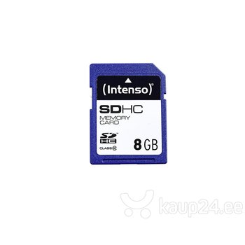 Mälukaart Intenso SDHC 8GB CL10