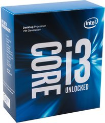 Intel Core i3-7350K 4.2GHz, 4MB, BOX (BX80677I37350K)