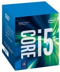 Intel Core i5-7400T, 2.4GHz, 6MB, BOX (BX80677I57400T)