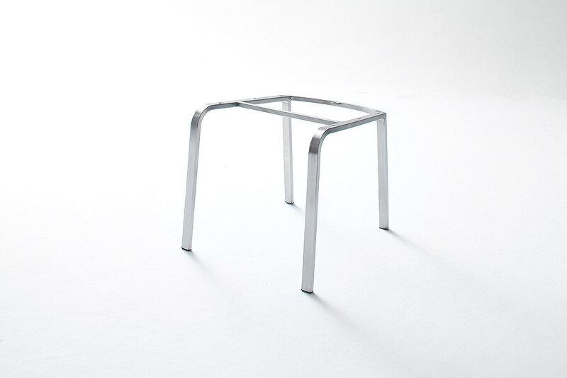 Комплект из 2 стульев Flores C-1, черный