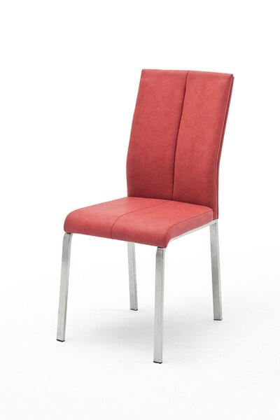 Набор из 2 стульев Flores C-1, красный