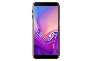Samsung Galaxy J6 Plus (J610), Dual SIM, 32GB, красный
