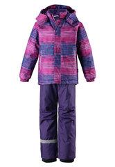 Tüdrukute komplekt: püksid ja jope, amethyst lilac, 723732-5582