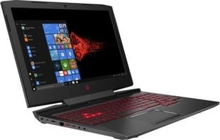 HP Omen 15-ce011nw (2CQ98EA) 12 GB RAM/ 480 GB M.2 PCIe/ 1TB HDD/ Windows 10 Home