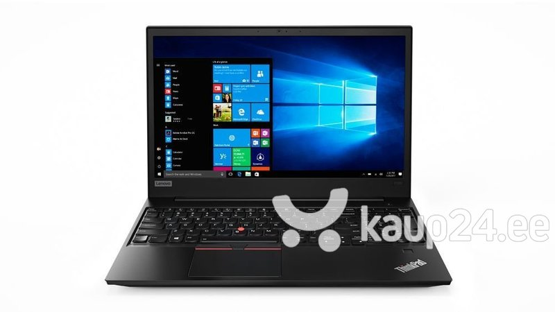 Lenovo ThinkPad E580 (20KS001JPB) 24 GB RAM/ 1 TB M.2 PCIe/ 2TB HDD/ Windows 10 Pro hind
