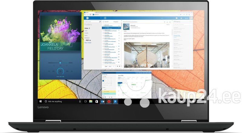 Lenovo Yoga 520-14IKBR (81C8006SPB) 8 GB RAM/ 128 GB M.2 PCIe/ 2TB HDD/ Windows 10 Home
