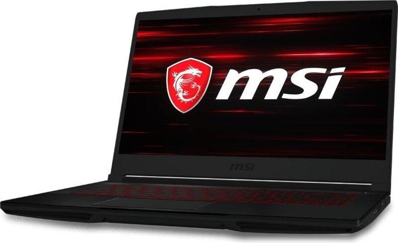 MSI GF63 8RD-013XPL 16 GB RAM/ 120 GB M.2 PCIe/ 128 GB SSD/ Windows 10 Pro