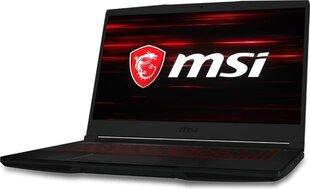 MSI GF63 8RD-013XPL 16 GB RAM/ 256 GB M.2 PCIe/ 240 GB SSD/ Windows 10 Pro