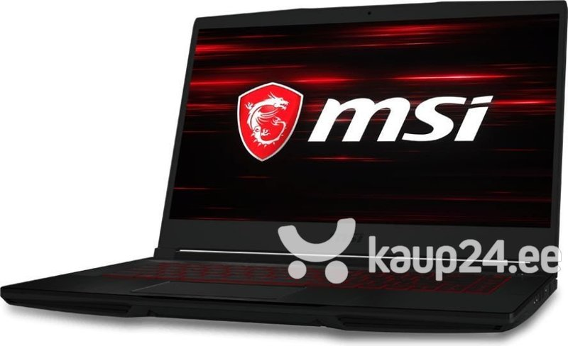 MSI GF63 8RD-013XPL 16 GB RAM/ 256 GB M.2 PCIe/ 256 GB SSD/ Windows 10 Home