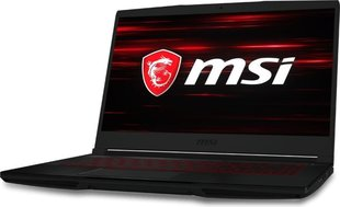 MSI GF63 8RD-013XPL 8 GB RAM/ 240 GB M.2 PCIe/ 128 GB SSD/ Windows 10 Home