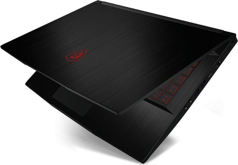 MSI GF63 8RD-013XPL 8 GB RAM/ 256 GB M.2 PCIe/ 1TB HDD/ Windows 10 Home hind
