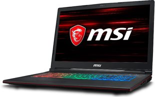 MSI GP73 Leopard (8RE-057XPL) 32 GB RAM/ 240 GB M.2 PCIe/ 480 GB SSD/