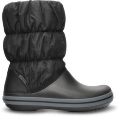 Naiste saapad Crocs™ Winter Puff Boot, must