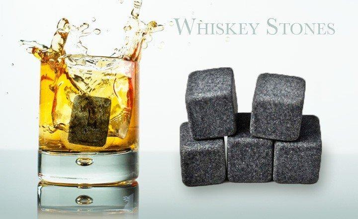 Камни для виски (для охлаждения напитка)