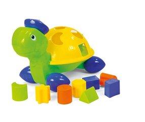 Kilpkonn-sorteeerija Mochtoys 5393 hind ja info | Imikute mänguasjad | kaup24.ee