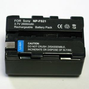 Aku NP-FS21 цена и информация | Akud | kaup24.ee