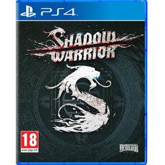 Mäng Shadow Warrior, PS4 hind ja info | Mängud arvutitele ja konsoolidele | kaup24.ee
