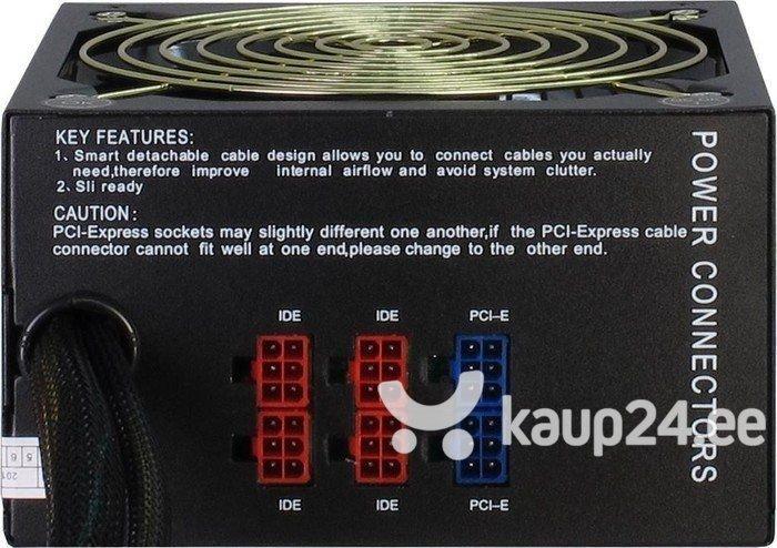 Inter-Tech CPM 650W Modular (88882083) Internetist