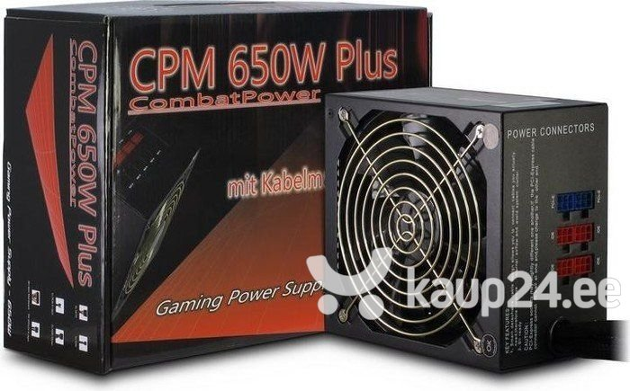 Inter-Tech CPM 650W Modular (88882083)
