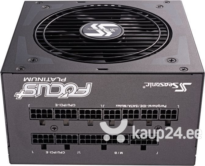 SeaSonic Focus Plus Platinum 550W (SSR-550PX) hind