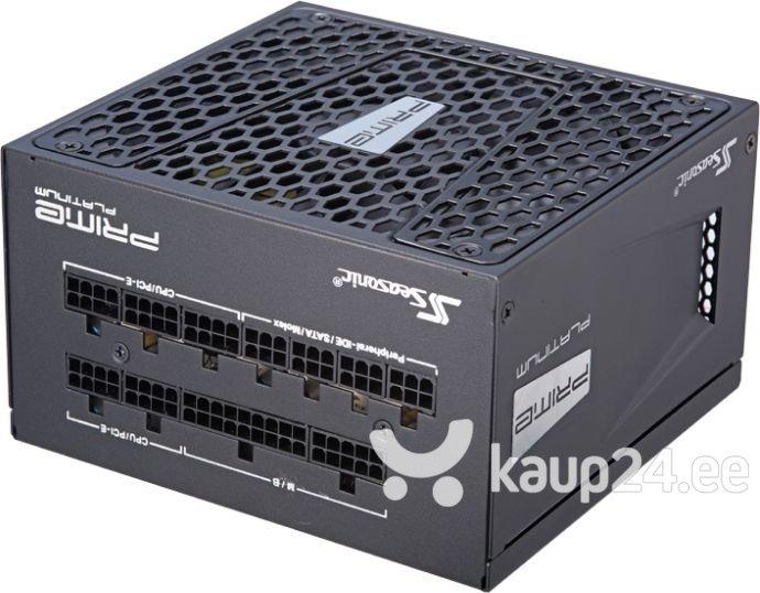 SeaSonic Prime 80 Plus Platinum, modulinis 550W (SSR-550PD2) Internetist