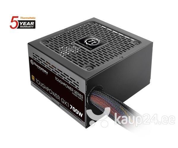 Thermaltake Toughpower GX1 700W 80+ Gold, 4xPEG, 120mm (PS-TPD-0700NNFAGE-1) Internetist