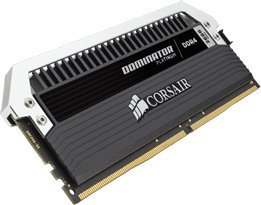 Corsair Dominator Platinum DDR4, 16GB Kit (2x8GB), 2666MHz, CL15 (CMD16GX4M2A2666C15)