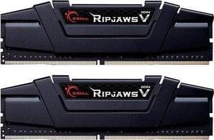 G.Skill Ripjaws V DDR4, 2x4GB, 3200MHz, CL16 (F4-3200C16D-8GVKB)