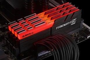 G.Skill TridentZ RGB DDR4 4x8GB, 3466MHz, CL16 (F4-3466C16Q-32GTZR)