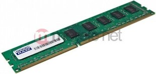 GoodRam DDR3 4GB 1600MHz CL11 (GR1600D364L11/4G)