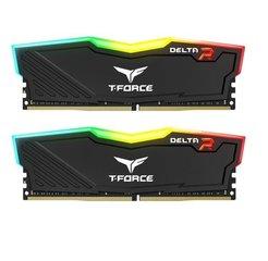 Team Group Delta RGB DDR4, 2x4GB, 3000MHz, CL16 (TF3D48G3000HC16CDC01) hind ja info   Operatiivmälu (RAM)   kaup24.ee