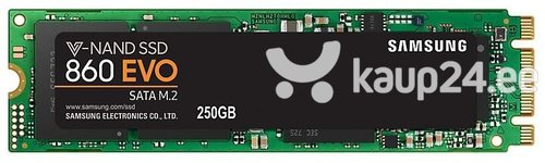 Samsung 860 EVO 250GB SATA3 (MZ-N6E250BW)