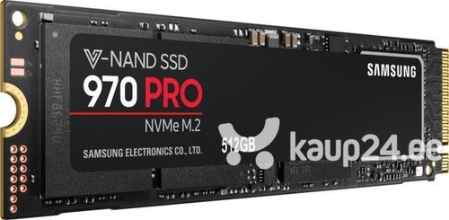Samsung 970 PRO 512GB PCIe x4 NVMe (MZ-V7P512BW)