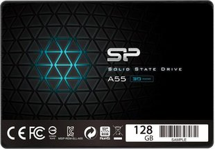 Silicon Power Ace A55 128GB SATA3 (SP128GBSS3A55S25)