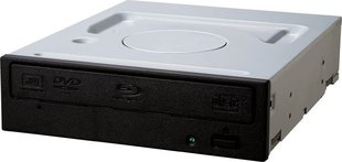 Pioneer 16x Internal BD/DVD/CD Burner SATA (BDR-209DBK)