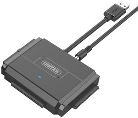 Unitek Y-3324 USB 3.0 to SATA II and IDE bridge (Y-3324) hind ja info | Unitek Y-3324 USB 3.0 to SATA II and IDE bridge (Y-3324) | kaup24.ee