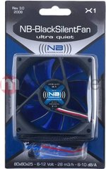 Noiseblocker BlackSilent Fan X1 ( ITR-X-1 )