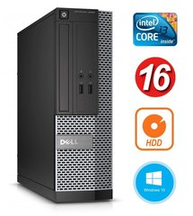 Dell 3020 SFF i3-4130 16GB 250GB DVDRW WIN10Pro цена и информация | Dell 3020 SFF i3-4130 16GB 250GB DVDRW WIN10Pro | kaup24.ee